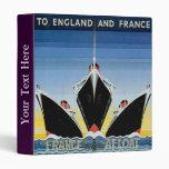 De Francia línea francesa poster a flote -