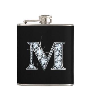 "De ""frasco Bling del diamante"" de M"