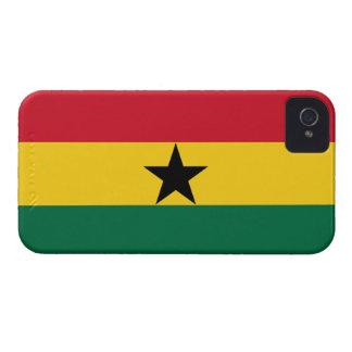 De Ghana de la casamata caso del iPhone 4 de Case-Mate iPhone 4 Funda