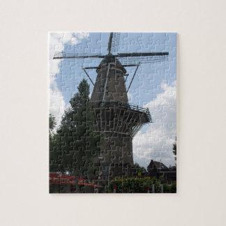De Gooyer Windmill Amsterdam Puzzle
