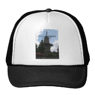 De Gooyer Windmill Amsterdam Trucker Hat