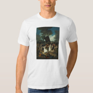 De Goya Artwork Playeras