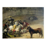 De Goya Artwork Post Card