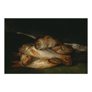 De Goya Artwork Poster