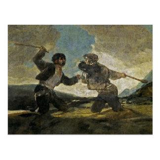De Goya Artwork Postales