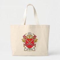 de Groot Family Crest Bag