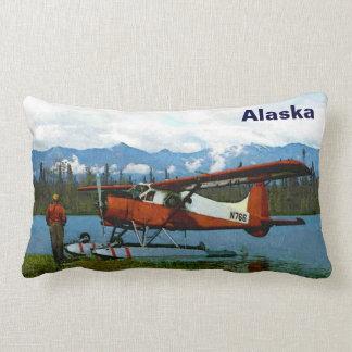 De Havilland Beaver Floatplane Lumbar Pillow