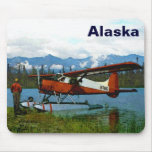 De Havilland Beaver Floatplane Mouse Pad