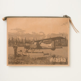 De Havilland Beaver Floatplane Travel Pouch