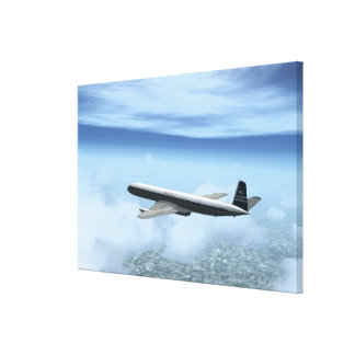 De Havilland DH106 Comet 4 Canvas Print