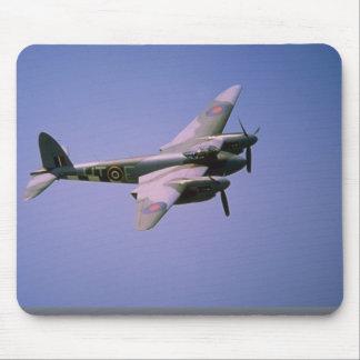 "De Havilland DH-98 ""Mosquito"" T-3, in flight at Bo Mouse Pad"