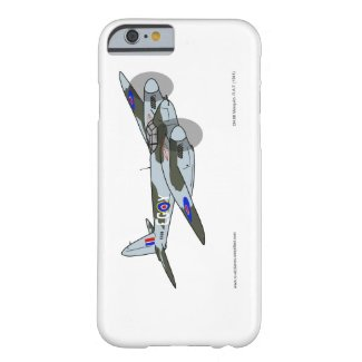 de Havilland Mosquito (1941) Barely There iPhone 6 Case