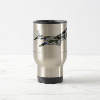de Havilland Mosquito (1941) Travel Mug