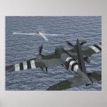 De Havilland Mosquito Print
