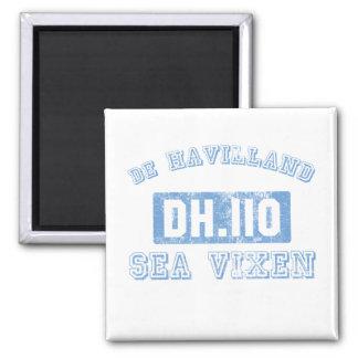 de Havilland Sea Vixen - BLUE Fridge Magnet