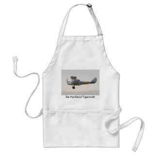 De Havilland Tigermoth Bi-Plane Apron