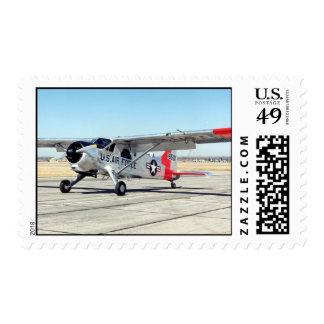 De Havilland U-6A Beaver Postage