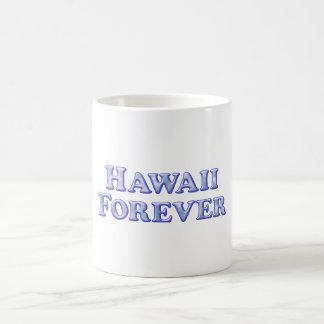 De Hawaii básico biselado para siempre - Taza De Café