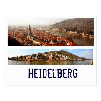 De Heidelberg Tarjeta Postal