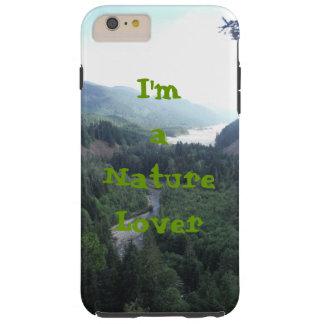 De Helen soy una caja del teléfono del amante de Funda Resistente iPhone 6 Plus