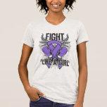 De Hodgkin del linfoma lucha ultra como un chica Camisetas