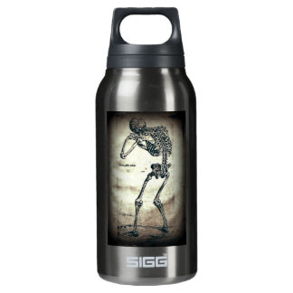 De Humanis Corporis Fabrica (1) VI, by Andreas Ves Insulated Water Bottle