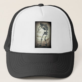De Humanis Corporis Fabrica (1) VI, by Andreas Ves Trucker Hat