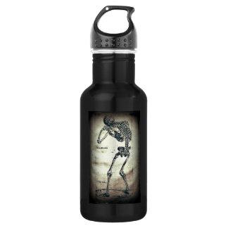 De Humanis Corporis Fabrica (1) VI, by Andreas Ves Water Bottle