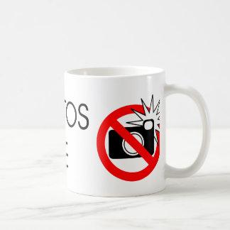 De incógnito taza de café