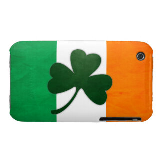 De Irlanda del trébol caso del iPhone 3G/3G de Funda Bareyly There Para iPhone 3 De Case-Mate