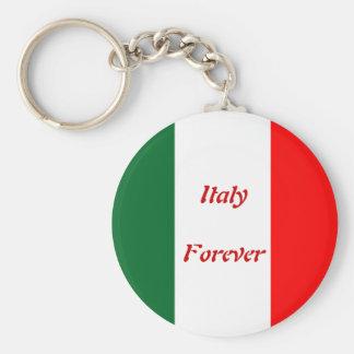 De Italia llaveros para siempre