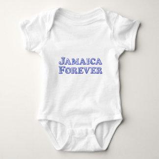 De Jamaica básico biselado para siempre - Polera