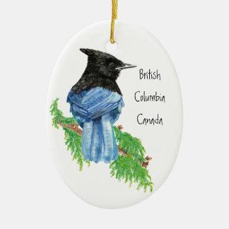 De Jay colombino británico estelar A.C., Canadá Ornamente De Reyes