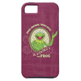 De Kermit verde siempre iPhone 5 Case-Mate Protector