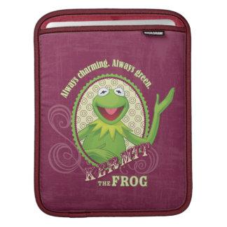 De Kermit verde siempre Mangas De iPad