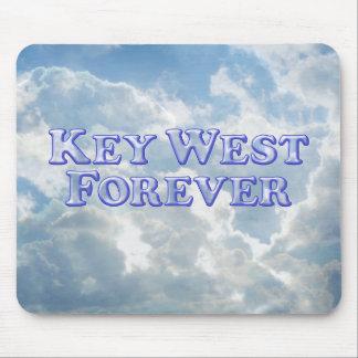 De Key West básico biselado para siempre - Alfombrilla De Ratón