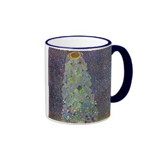 ~ de Klimt que es Sonnenblume Taza De Café