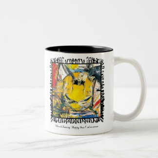 de kooning mug