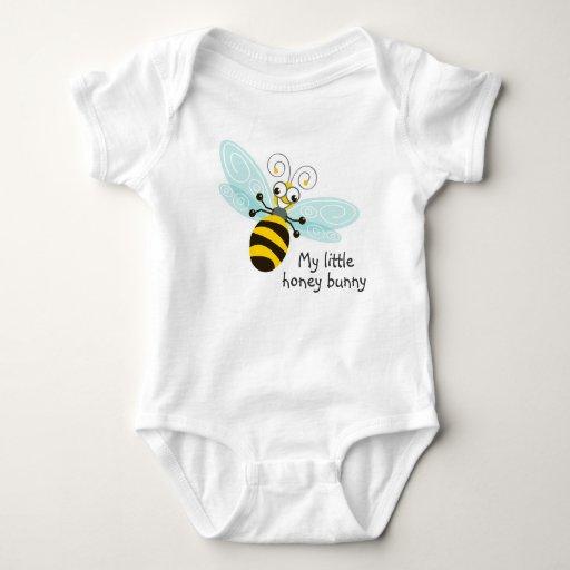 ¡_De la abeja de Wing-Nutz™_Bumble (zumbido) poco Playeras