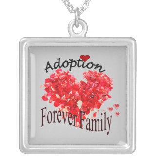 De la adopción collar de la familia para siempre