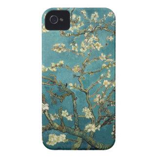 De la almendra del flor iPhone 4 de There™ apenas Carcasa Para iPhone 4
