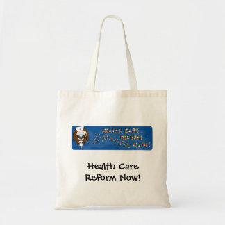 De la atención sanitaria de la reforma tote ahora bolsas
