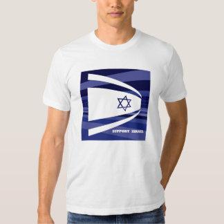 De la ayuda favorable Israel camisa de Israel