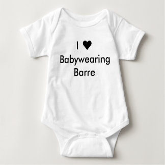 ♥ de la barra I de Babywearing Body Para Bebé