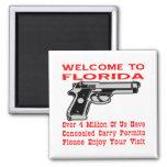 Dé la bienvenida a la Florida que 4 millones de no Iman