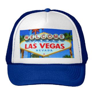 Dé la bienvenida a la gorra de béisbol del gorra d