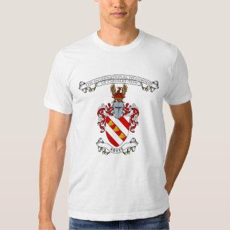 De la caballerosidad camiseta para hombre del poleras