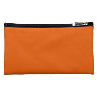 ~ de la CALABAZA (color anaranjado sólido, tipos y