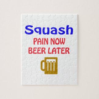 De la calabaza del dolor cerveza ahora más rompecabezas