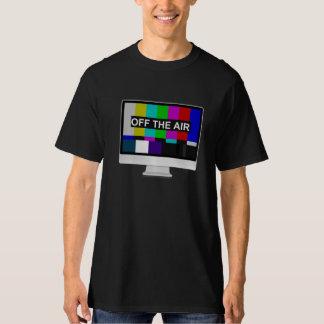 De la camiseta gráfica de la diversión del AIRE Polera